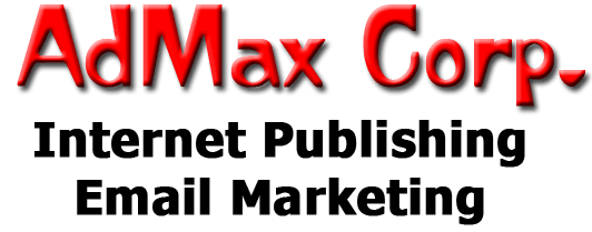 AdMax Corp - An Internet Publishing Company