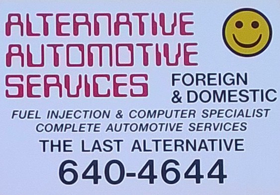 Alternative Autmotive Services